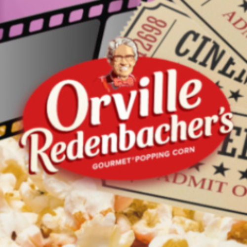 Win a Year's Supply of Orville Redenbacher's Popcorn