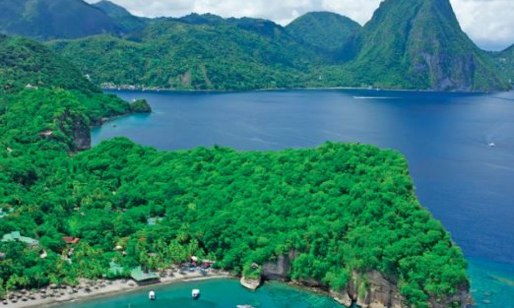 Win a 7-Night Getaway to St. Lucia