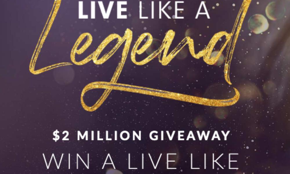 Win a $100K Live Like JLo Experience