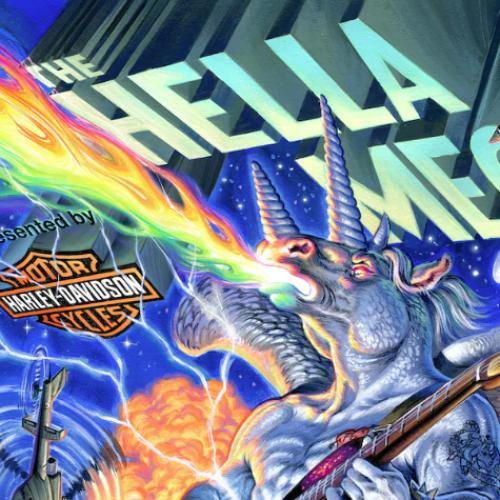 Win a Hella Mega Tour Experience