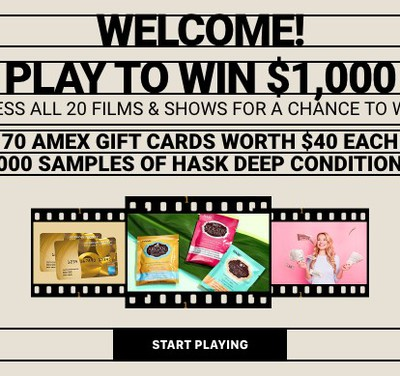 Win $1,000 from Hask Hair