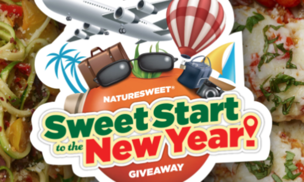 Win a $3K Getaway from NatureSweet