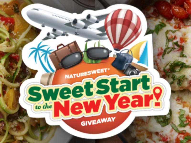 Win a $3K Getaway from NatureSweet