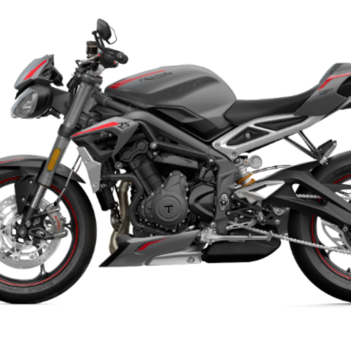 Win a Triumph Street Triple RS Motorcycle