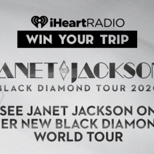 Win a Trip to see Janet Jackson
