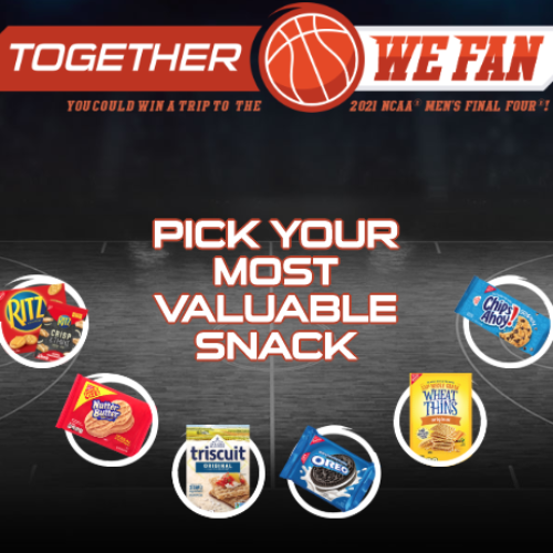 Win a Trip to the 2021 NCAA Final Four