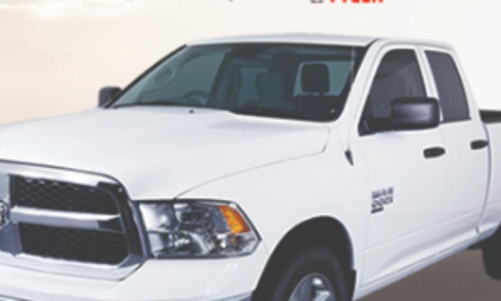 Win a Ram Truck 1500