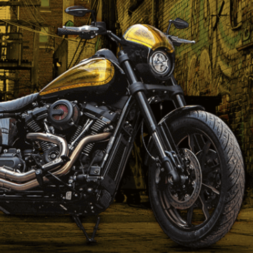 Win a Custom 2020 Harley-Davidson Low Rider S