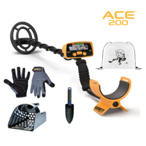 Win a Metal Detector Bundle