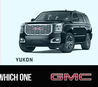 Win a GMC Vehicle Valued up to $60K