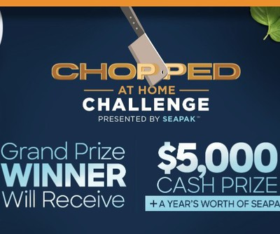 Win $5K + Year of SeaPak from Food Network