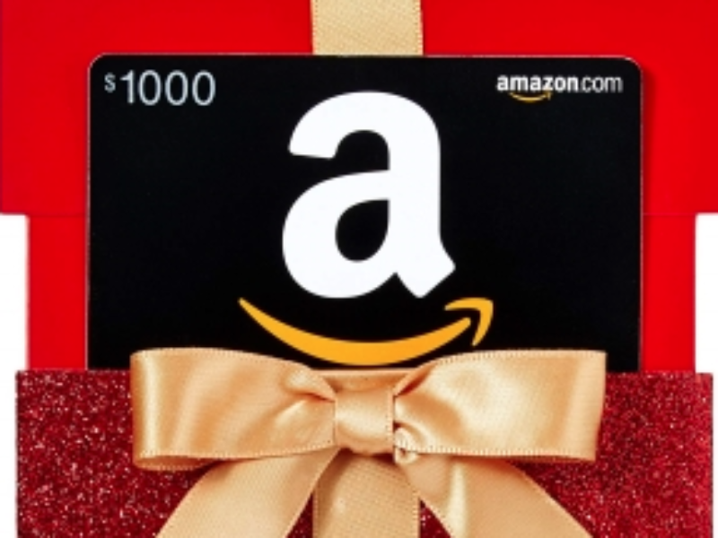 Win a $1K Amazon Gift Card from The Beat
