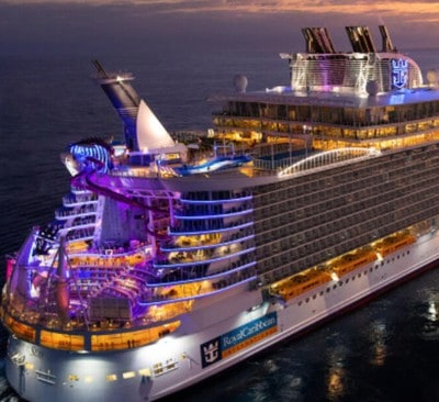 Win a 7-Night Royal Caribbean Cruise