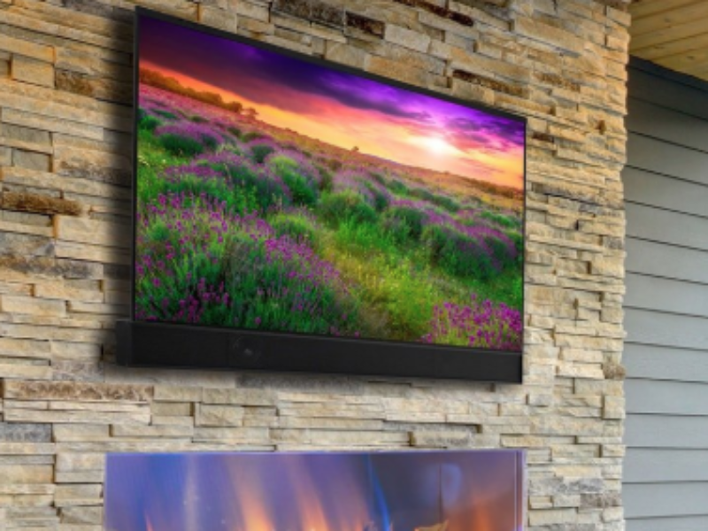 """Win a 55"""" Outdoor TV from World Wide Stereo"""