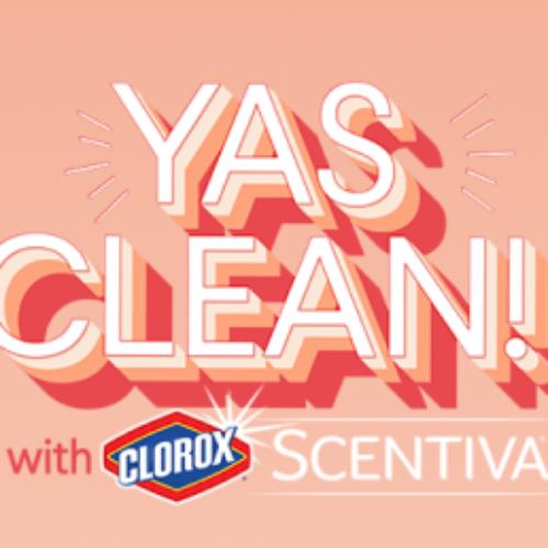 Win $10K from Clorox Scentiva