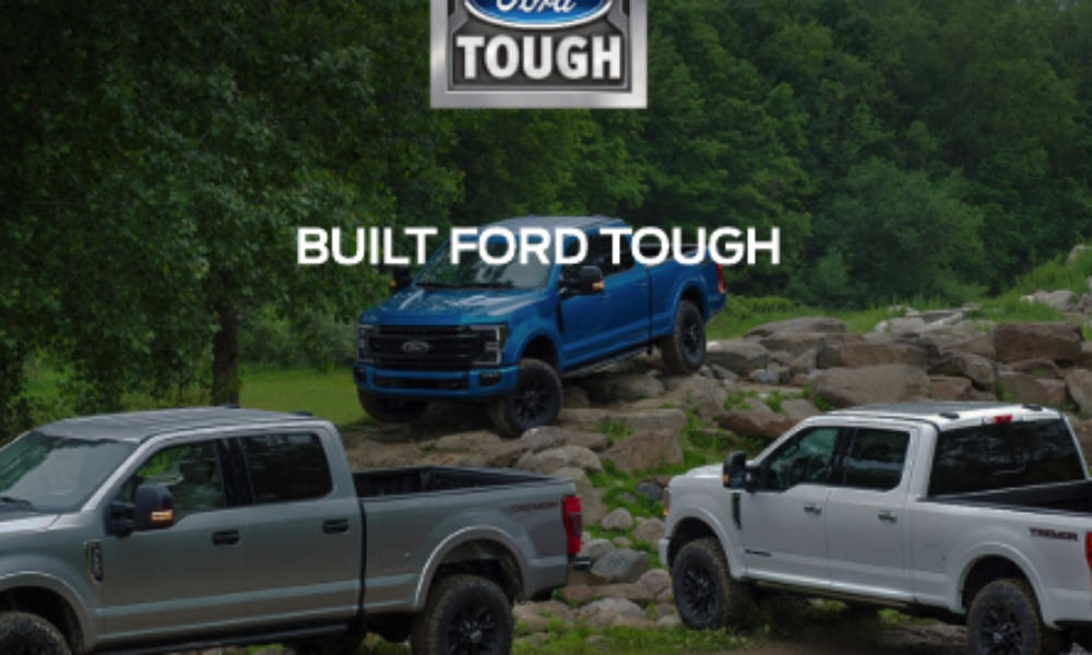 Win a 2-Year 2020 Ford Vehicle Lease
