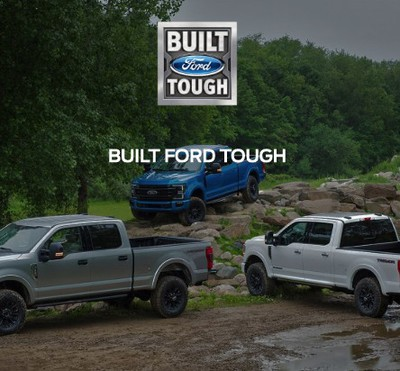 Win a 2-Year Ford Vehicle Lease