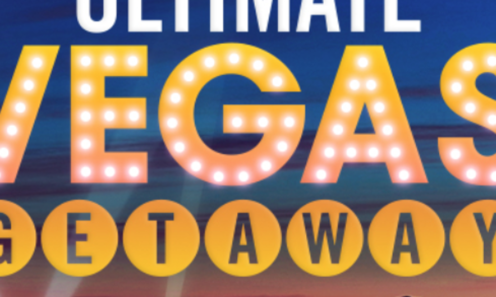Win the Ultimate Vegas Getaway from Food Network