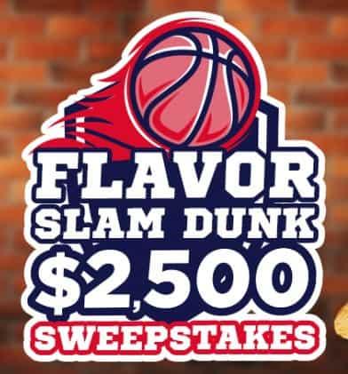 Win $2,500 from Frito-Lay