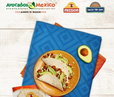 Win a $250 VISA Gift Card from Avocados from Mexico