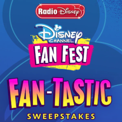 Win a Trip to Disney Channel Fan Fest