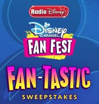 Win a Trip to Disney Channel Fan Fest
