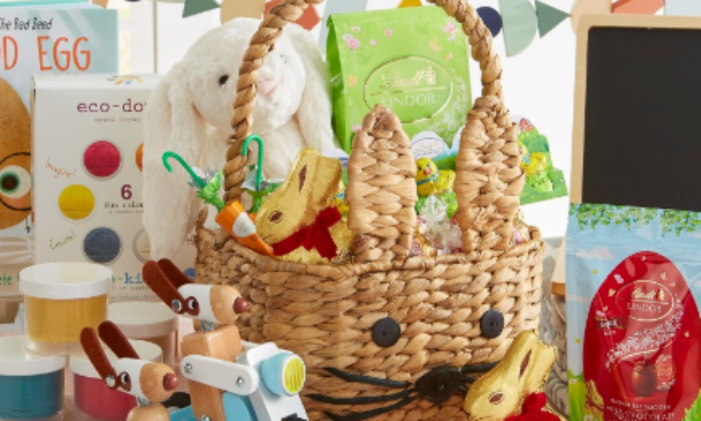 Win the Ultimate Easter Basket from Lindt