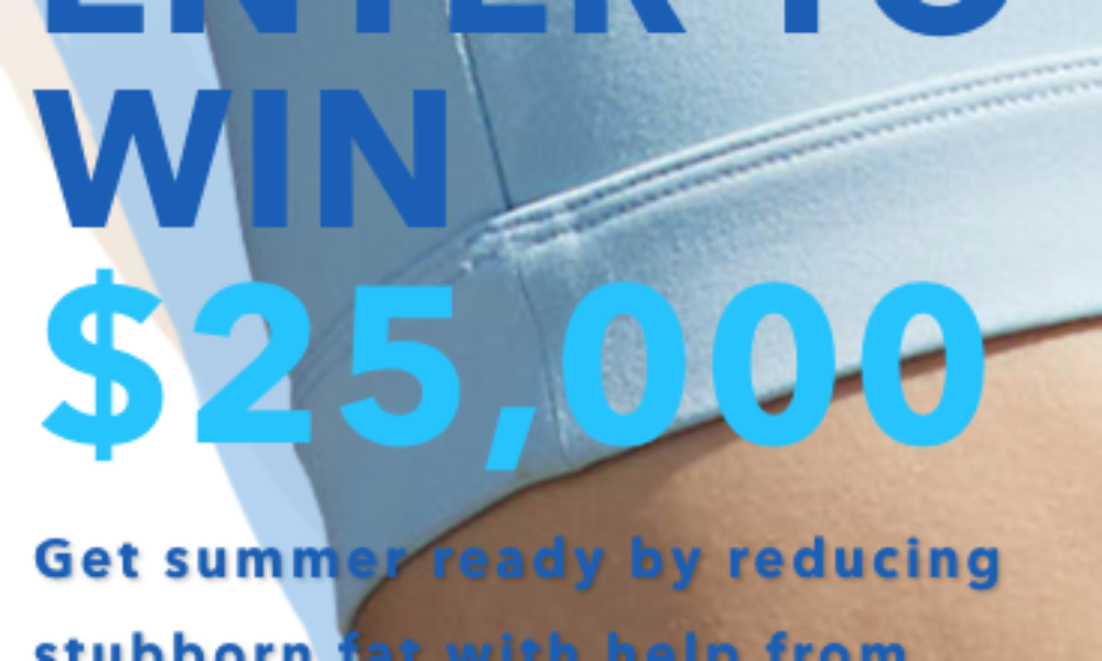 Win $25K from CoolSculpting