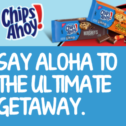 Win a Trip to Honolulu, Hawaii from Chips Ahoy!