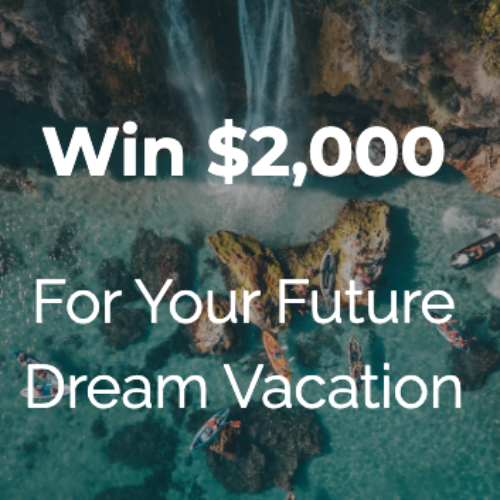 Win $2K from Travelzoo