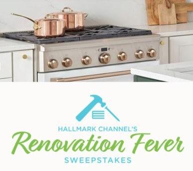 Win a $50K Kitchen Renovation from Hallmark Channel