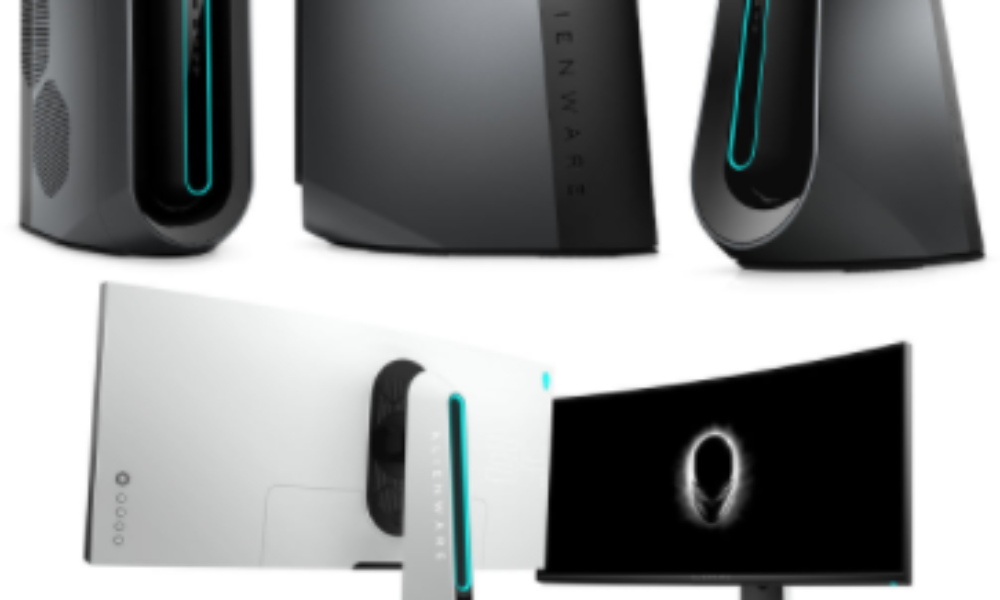 Win an Alienware Aurora R9 Gaming PC