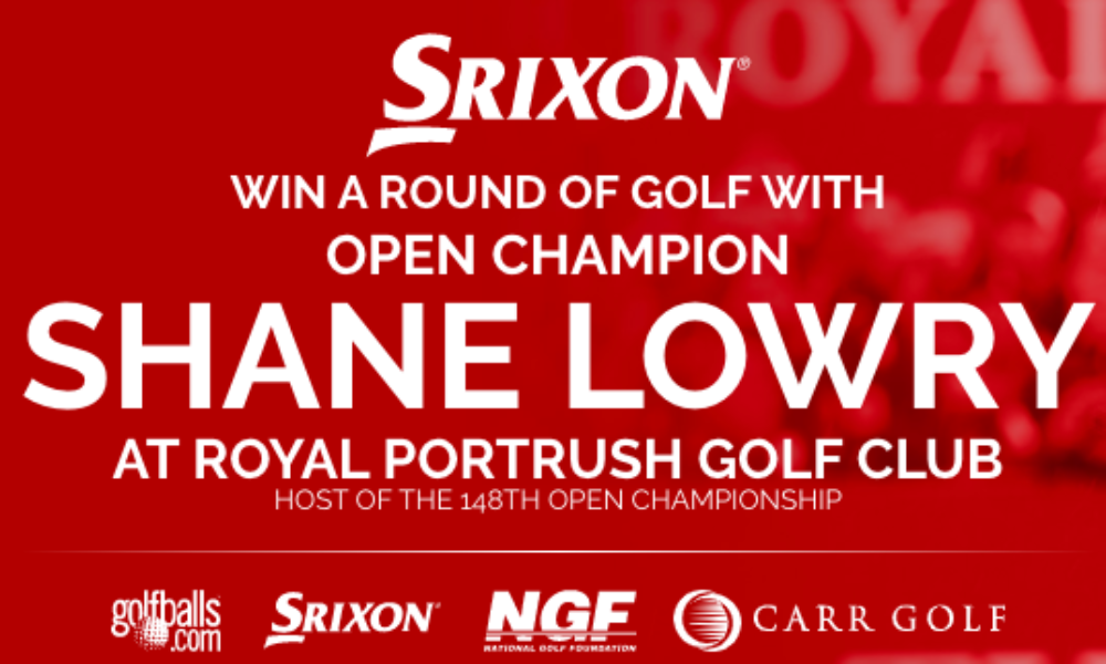 Win a Golf Trip to Northern Ireland