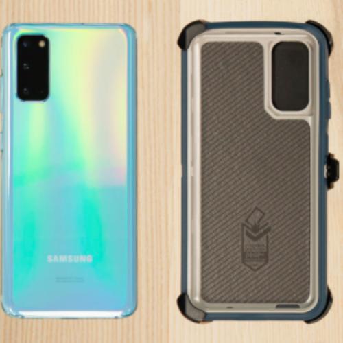 Win a Samsung Galaxy S20 Smartphone