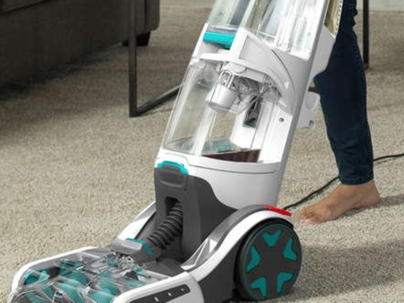 Win 1 of 2 HOOVER Prize Packages