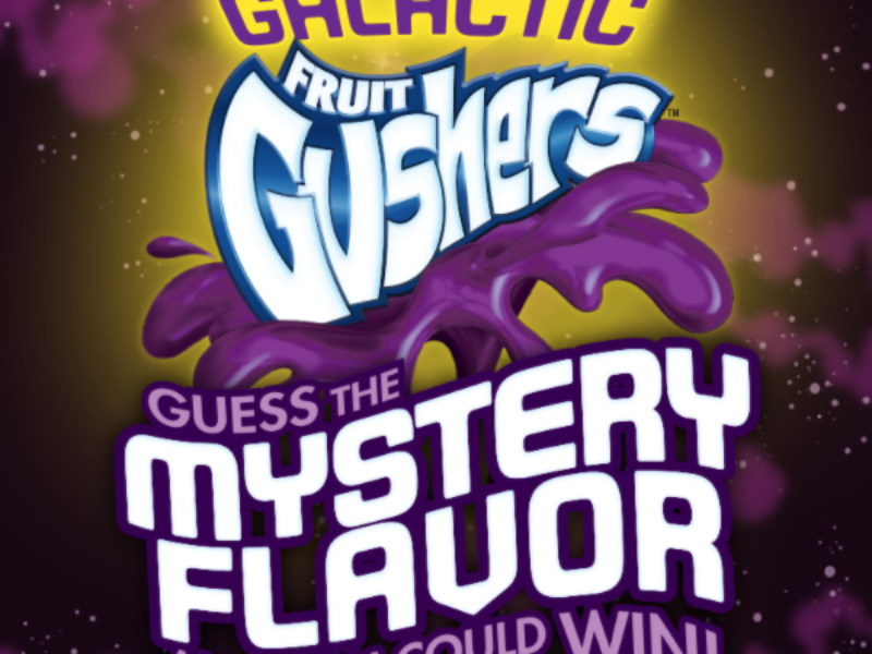 Win a VISA or Walmart Gift Card from Gushers