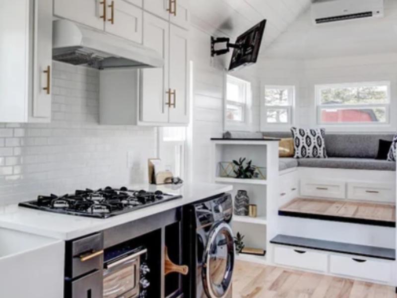 Win a Custom Tiny Home from Omaze