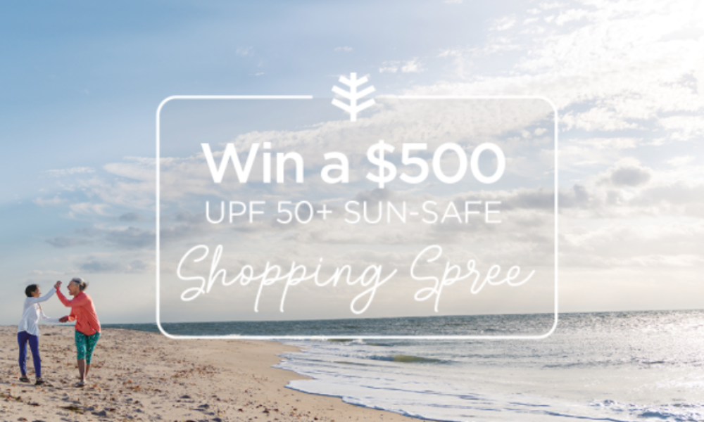 Win a $500 Coolibar Shopping Spree