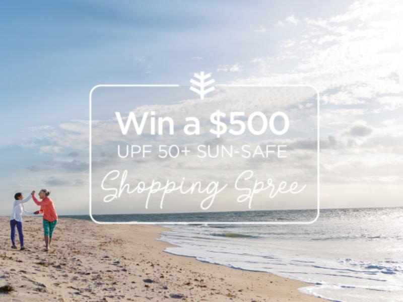 Win a $500 Coolibar Shopping Spree