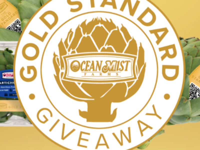 Win a $250 VISA e-Gift Card from Ocean Mist