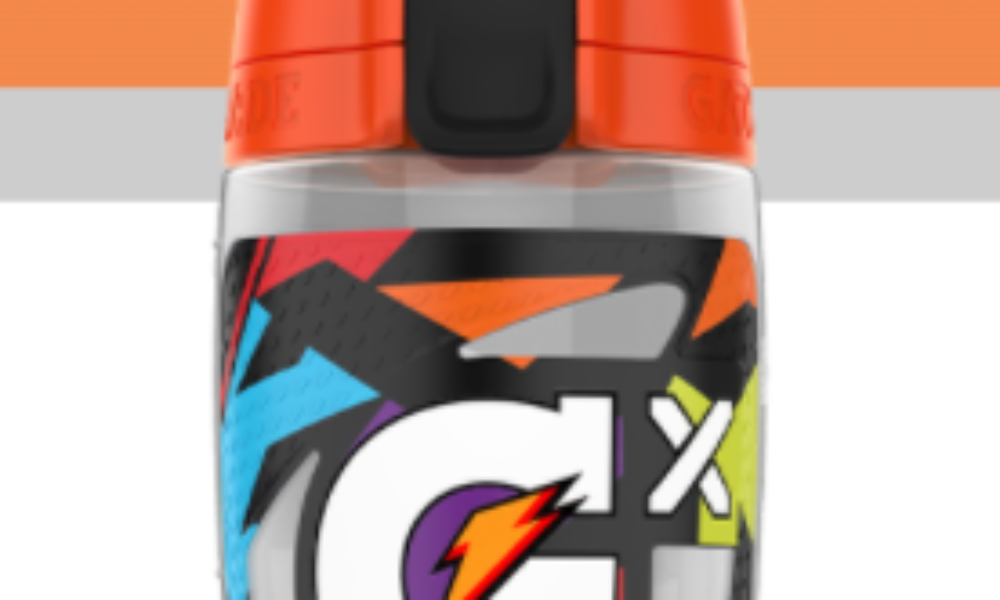 Win 1 of 50 Gatorade GX Bottles Daily