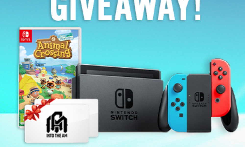 Win a Nintendo Switch Bundle