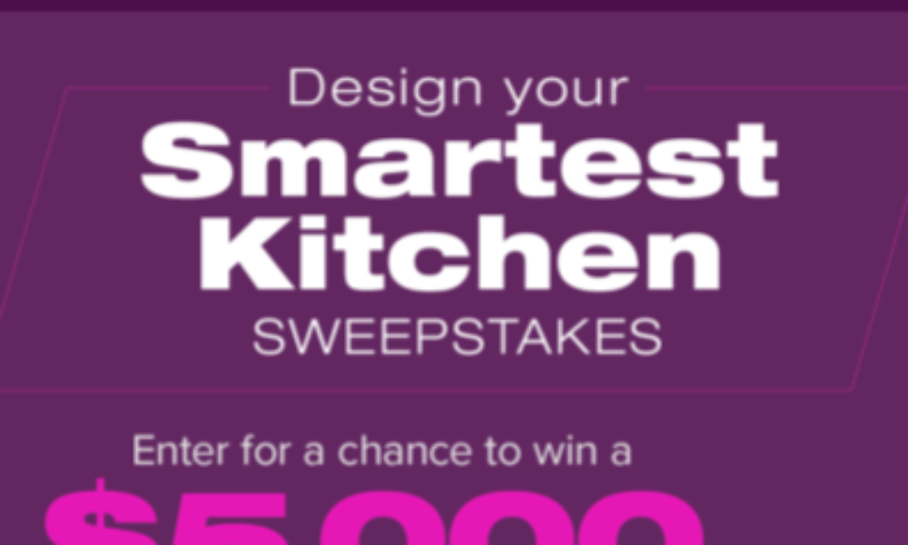 Win $5K at Cabinets To Go
