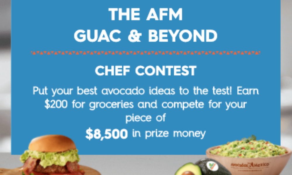 Win up to $5K from Avocados from Mexico