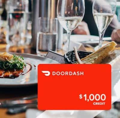 Win a $1K DoorDash Gift Card from TechSpot