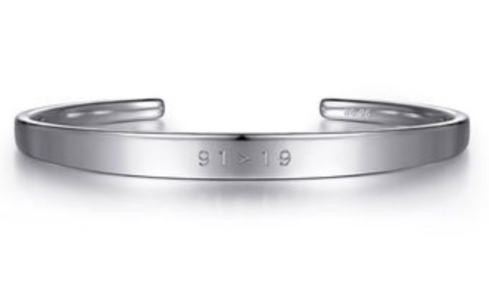 Win a Gabriel & Co Silver Bracelet from The Real