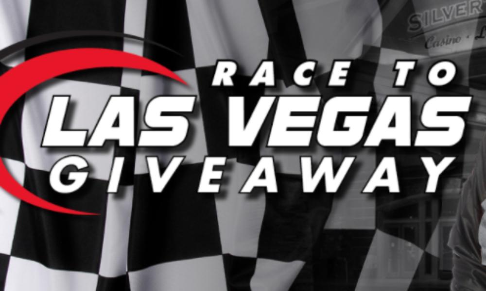 Win a VIP Trip to Las Vegas Motor Speedway