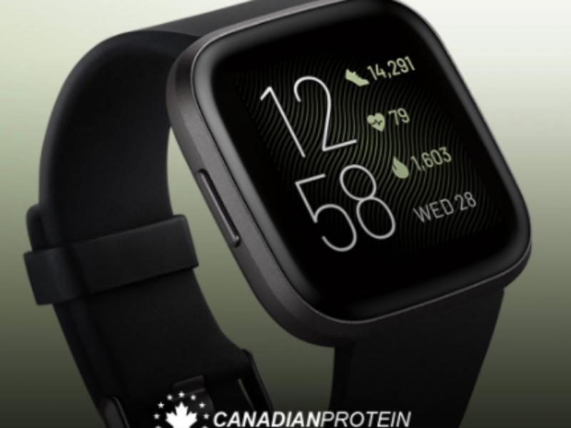 Win a Fitbit Versa 2 Fitness Smartwatch