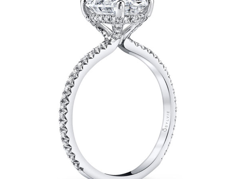 Win a $10K Custom Engagement Ring from Sylvie Collection