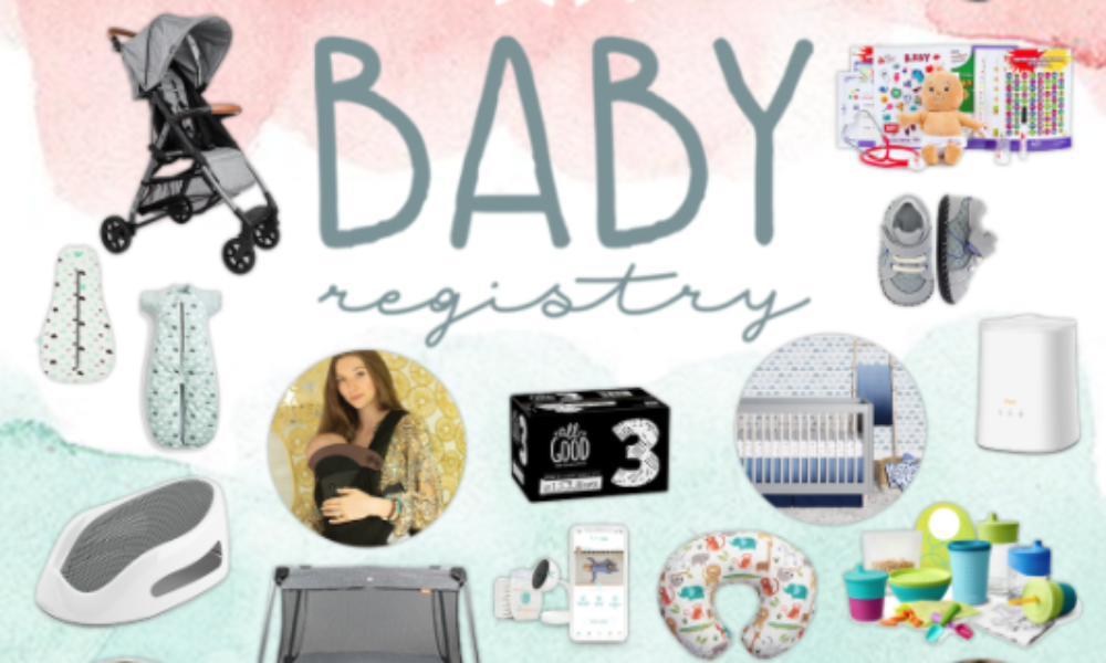 Win a $1,600 Baby Registry Prize Package